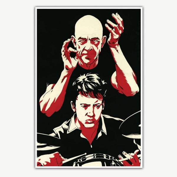 Whiplash Movie Poster | Movie Posters For Room