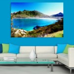 Canvas Painting - Nature Art Wall Painting for Living Room