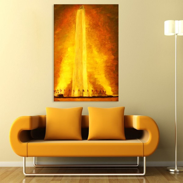 Canvas Painting - Modern Art Wall Painting for Living Room