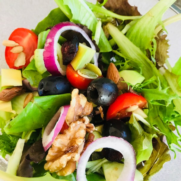 inergyflo salad