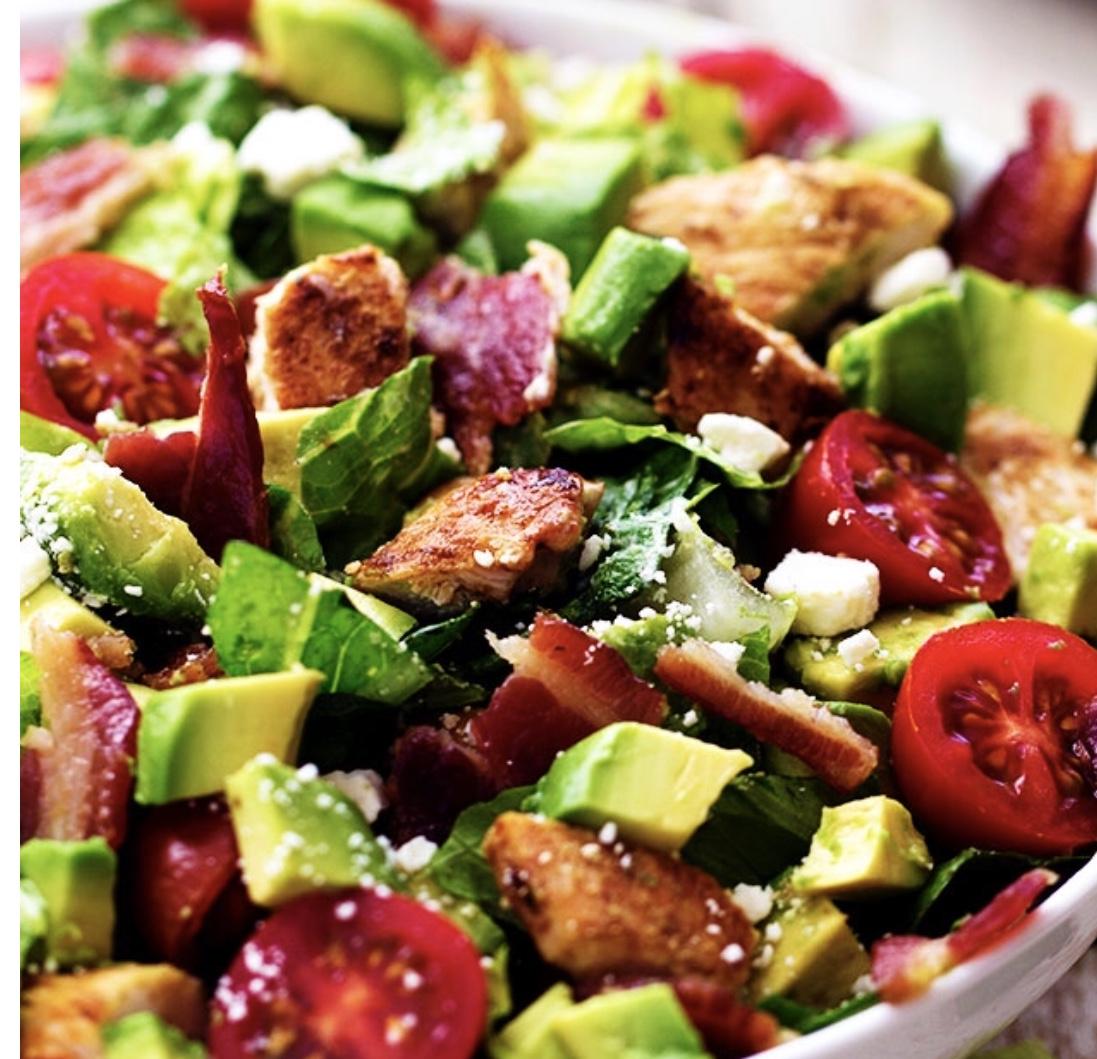 inergy crispy salad