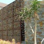 Muro con Gabbioni Armati Arredo Urbano