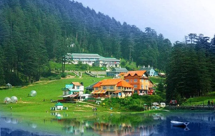 Dalhousie: Weekend Gateway in scorching heat for Delhites!!