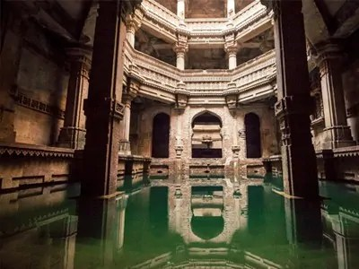 Adalaj Vav or Adalaj Stepwell in Gujarat is worth a look