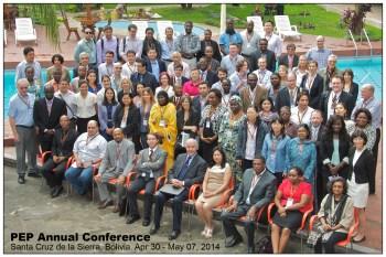 Participantes Conferencia PEP