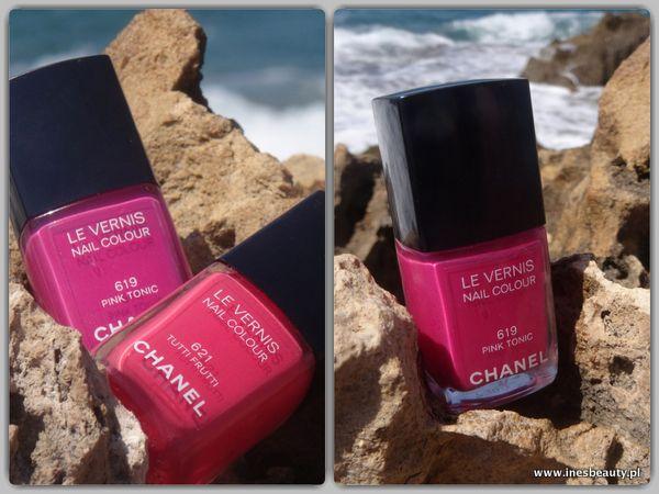 Chanel Pink Tonic 621