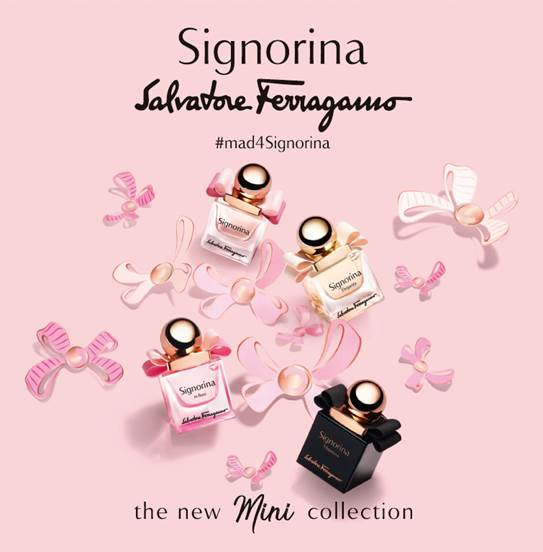 Salvadore Ferragamo The New Mini Collection