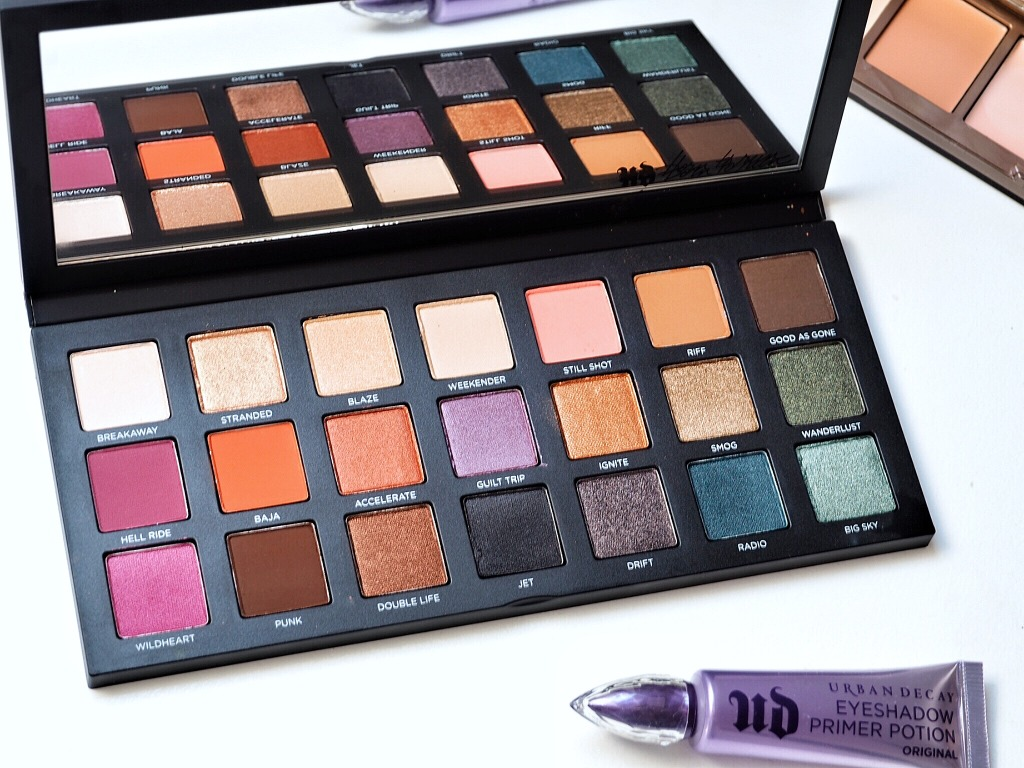 Urban Decay Born To Run