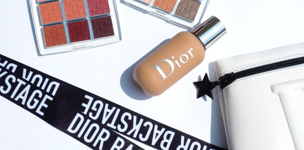 Podklad Dior Backstage