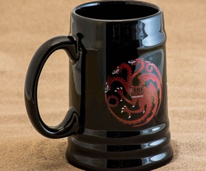 House Targaryen Game of Thrones Mug