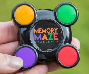 Memory Maze Challenge Game