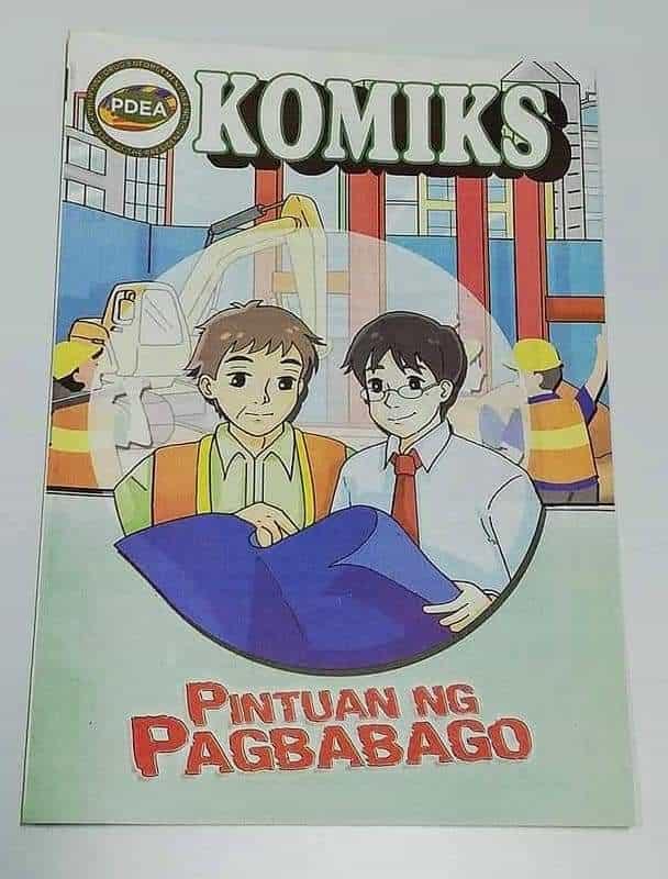 PDEA Comics1