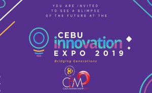 CEBU INNOVATION EXPO POSTER