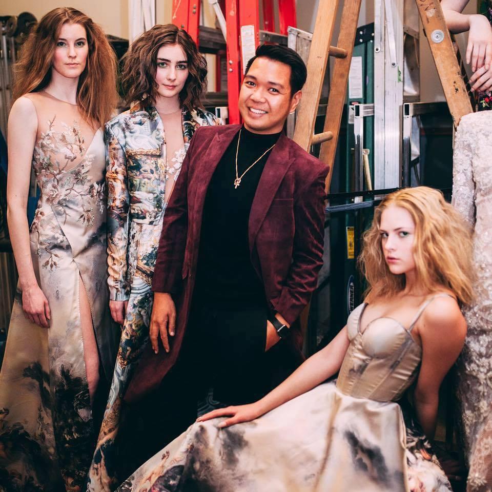 Cherry Veric Western Canada Fashion Week (5)