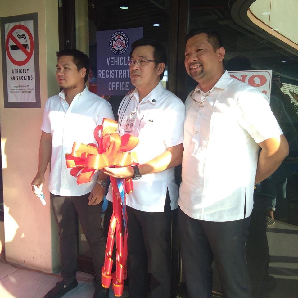 LTO Talisay New Office