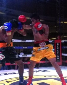 Carlo Demecillo vs. Junriel Jimenez Fight (1)