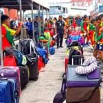 Niños take a long way to Palawan