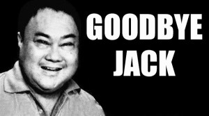 GOODBYE JACK