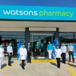 WATSONS IS RETAIL ASIA'S HEALTH AND BEAUTY  RETAILER OF THE YEAR