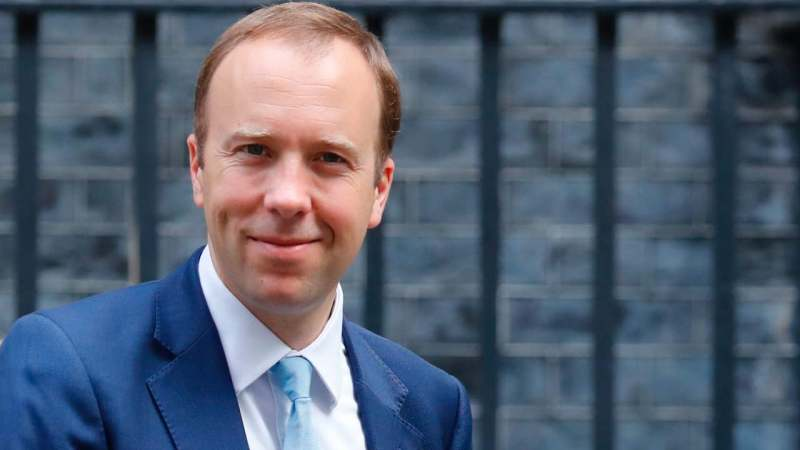 great britain minister health