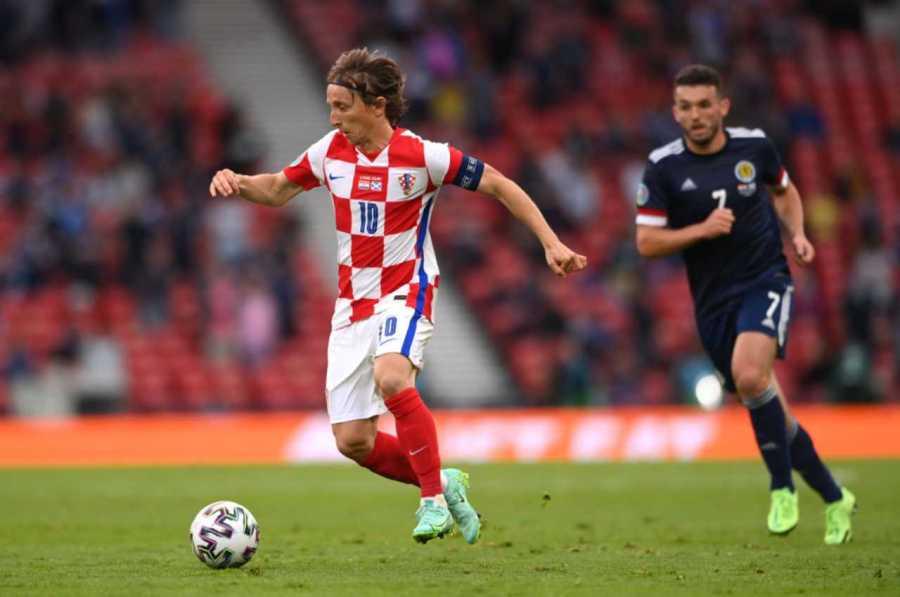 Croazia Spagna streaming gratis