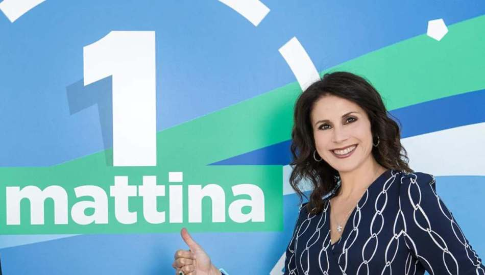 Unomattina Estate: i conduttrice Barbara Capponi(foto © Rai).