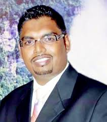 Minister of Tourism and Commerce, Irfaan Ali.