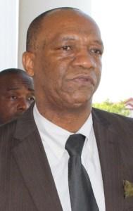 APNU Member of Parliament, Joseph Harmon.
