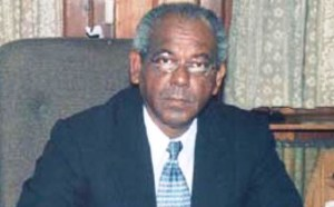 Former Speaker of the National Assembly, Ralph Ramkarran.