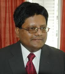Finance Minister, Dr. Ashni Singh