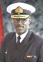 Chief-of-Staff of the Guyana Defence Force, Commodore Gary Best