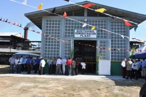 The Bioethanol Demonstration Plant at Albion, Region Six