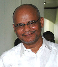 General Secretary of the PPP, Clement Rohee.