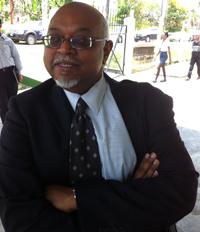 Enman's President Donald Baldeosingh.