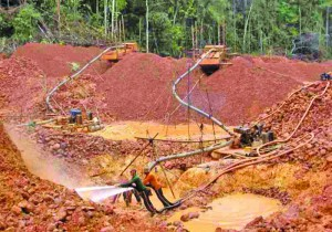 Gold-extraction