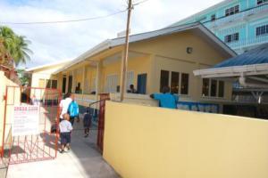 The East Street Nursery School.