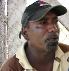 One of the sugar workers, Sohan Persaud speaks with iNews.
