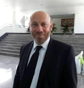 FAO Official, Raul Benitez