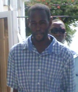 Alleged stabber, Mugabi Hunte
