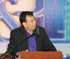 GT&T's CEO R.K Sharma