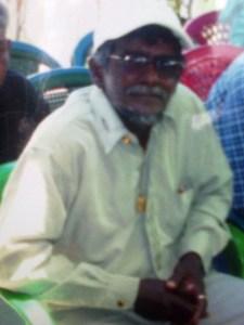 Dead: Jamaludeen Sattaur