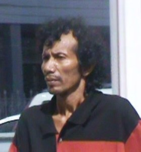 Murder accused: Neville France. [iNews' Photo]