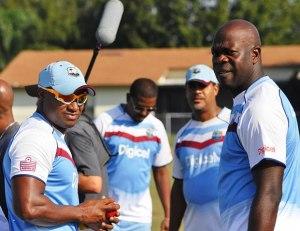 West Indies Team Management