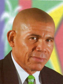 APNU MP, Dr. George Norton.