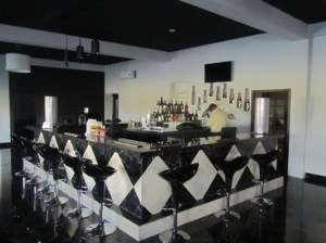 The Restaurant and Lounge. [iNews' Photo]