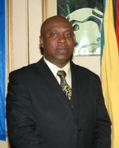 President of the Guyana Football Federation (GFF), Christopher Matthias