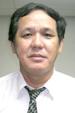Acting Chief Justice Ian Chang