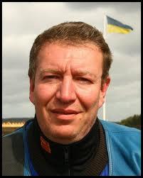British Coach, Ian Shaw.