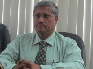 Newly appointed Chairman of DDL, Komal Samaroo. [iNews' Photo]