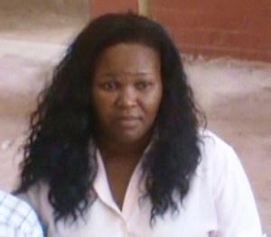 The accused: Winetta Britton. [iNews' Photo]